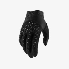 100% gloves Airmatic Black